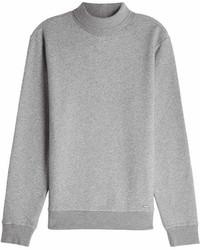 Woolrich High Neck Sweatshirt With Cotton
