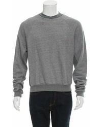 John Elliott Crew Neck Pullover Sweatshirt