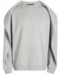 Y/Project Layered Cotton Sweatshirt