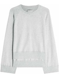 Zadig & Voltaire Lea Cotton Sweatshirt