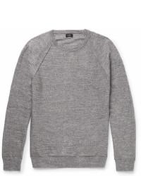 J.Crew Mlange Cotton Jersey Sweater
