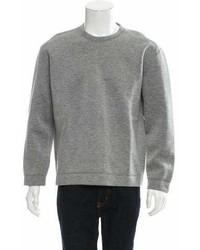 Valentino Neoprene Rockstud Sweatshirt