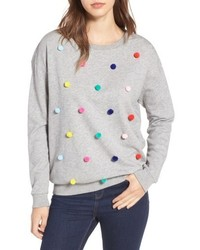 Pompom sweatshirt medium 5169665