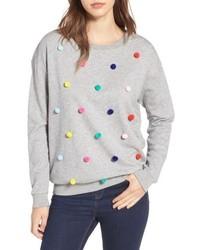 Pompom sweatshirt medium 5169665