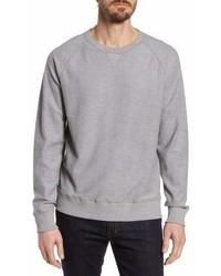 Grayers Portofino Crewneck Cotton Blend Sweatshirt