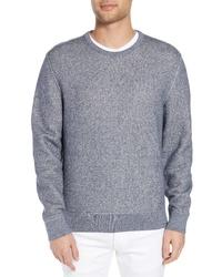 Vince Regular Fit Crewneck Cotton Sweatshirt