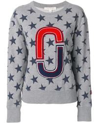 Marc Jacobs Stars Double J Sweatshirt