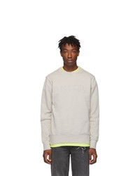 Ksubi Taupe Sign Of The Times Sweatshirt