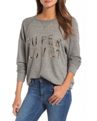 Current/Elliott The Oversized Sweatshirt