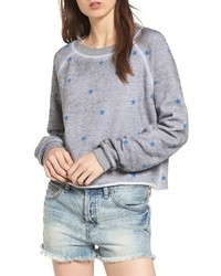 Wildfox football star monte sweatshirt medium 4136583