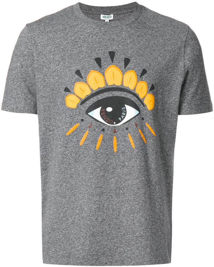f707f7d8 Kenzo Eye T Shirt, $125 | farfetch.com | Lookastic.com