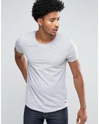 Esprit Longline Slub T Shirt