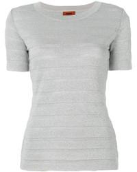 Missoni Panelled T Shirt