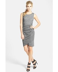 Ruched body con tank dress medium 418418