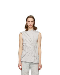 Post Archive Faction PAF Grey 30 Left Tank Top