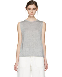 Acne Studios Grey Elna Tank Top