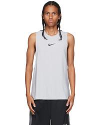 Nike Grey Pro Tank Top