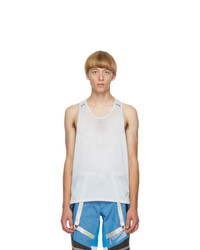 Nike Grey Run Division Adapt Tank Top