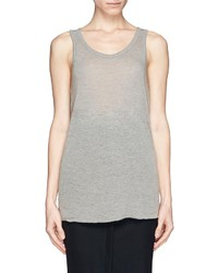 Nobrand Racer Back Tank Top