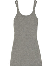 Alexander Wang T By Stretch Modal Jersey Tank