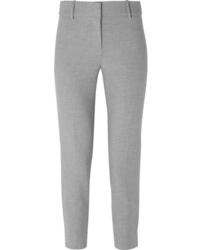 J.Crew Cameron Cropped Cady Tapered Pants