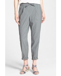 Nordstrom Collection Orlando Stretch Woven Slim Pants