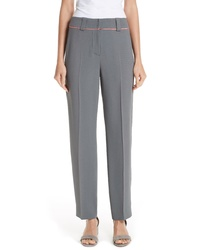 Emporio Armani Piped Ankle Pants