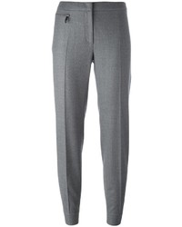Tapered tailored trousers medium 1328117