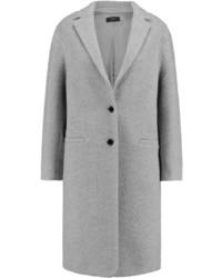 Joseph Teddy Textured Wool Blend Coat