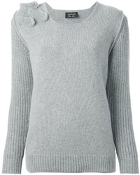 Lanvin Textured Effect Sweater