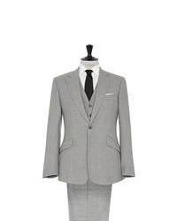 Reiss Dodd Double Notch Three Piece Suit