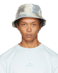 Paul Smith Black Dip Dye Bucket Hat