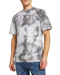 River Island Regular Fit Tie Dye T Shirt