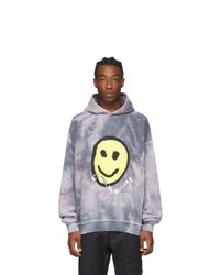 Misbhv Grey Tie Dye The Eternal Dream Hoodie