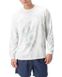 Zanerobe Tie Dye Long Sleeve T Shirt