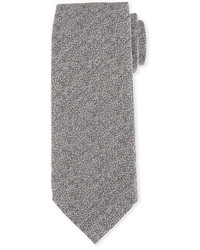 Tom Ford Melange Wool Silk Tie