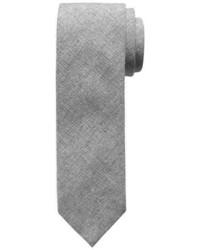 Banana Republic Textured Linen Blend Tie
