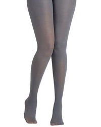 Pamela Mann Ltd Layer It On Tights In Light Grey