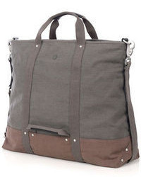 Ben Sherman Cotton Linen Tote Bag