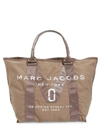 Marc Jacobs New Logo Tote Grey