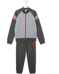 Armani Junior Classic Tracksuit Set