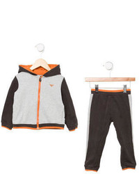 Armani Junior Boys Two Piece Track Suit