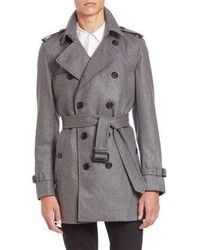 Grey Trenchcoat
