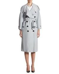 Burberry Baythorpe Silk Trench Coat