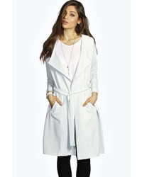 Boohoo Carol Fluid Belted Trench