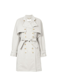 Chloé Double Breast Trench Coat