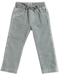 Il Gufo Cotton Corduroy Pants