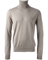 Grey turtleneck original 425646
