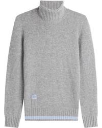 Agnona Cashmere Turtleneck Pullover