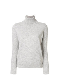 N.Peal Cashmere Polo Neck Sweater